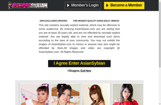 Asian Sybian