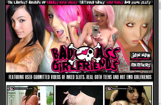 Bad Ass Girlfriends