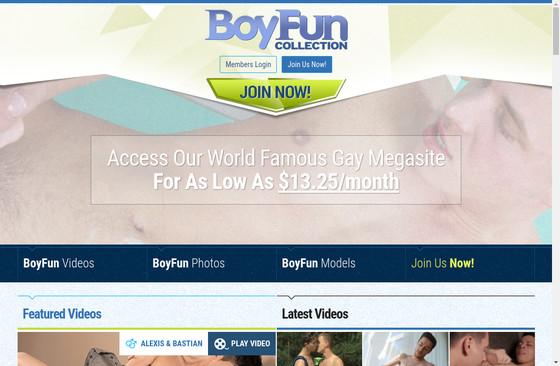 Boy Fun Collection