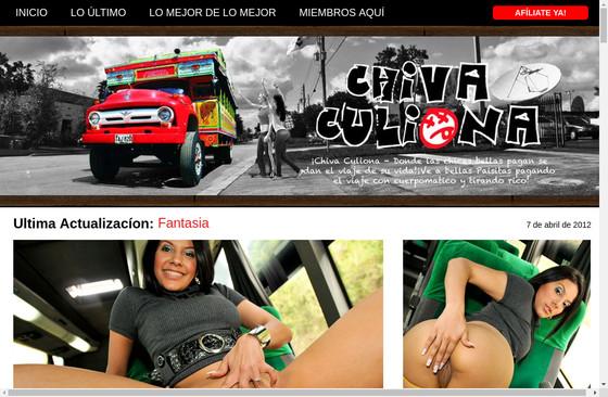 Chiva Culiona