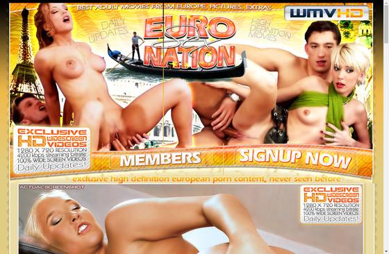 Euro Sex Nation