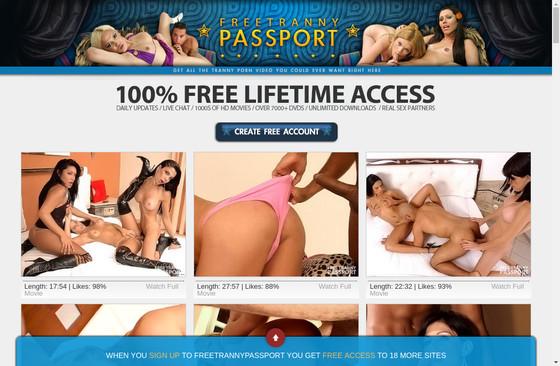 Free Tranny Passport