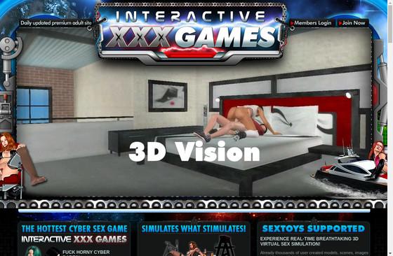 Interactive XXX Games
