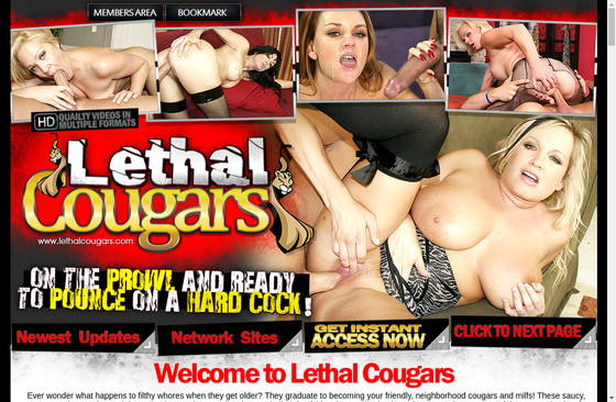 Lethal Cougars