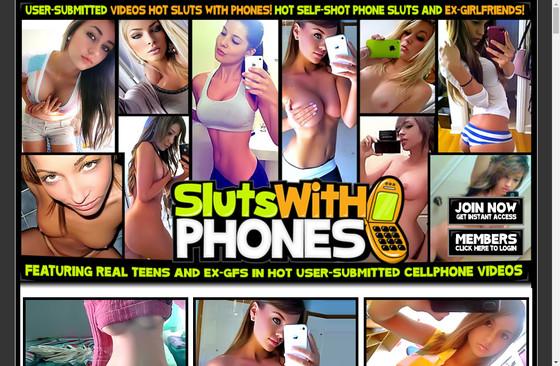 Sluts With Phones
