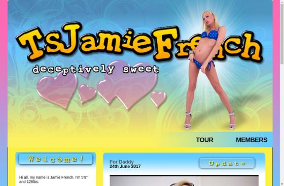 TS Jamie French