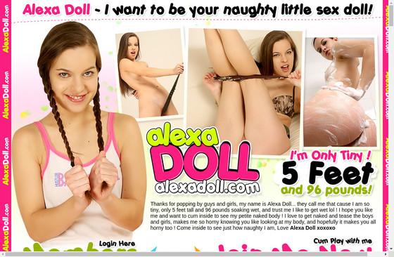 Alexa Doll