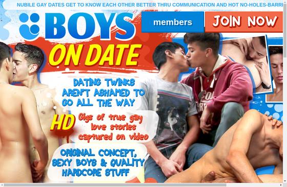 Boys on Date