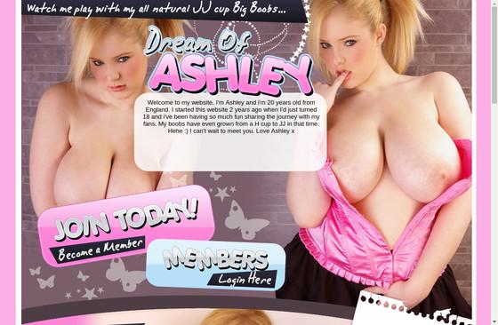 Dream Of Ashley