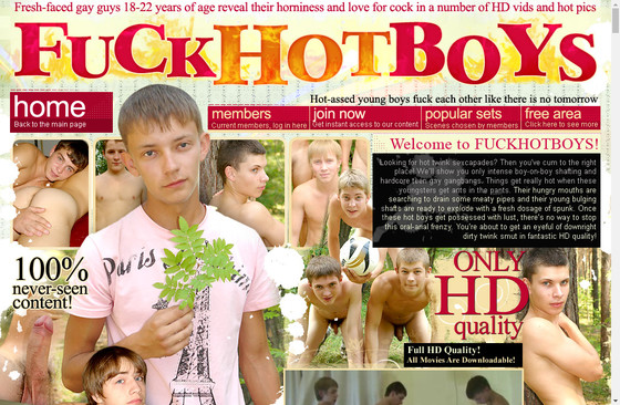Fuck Hot Boys