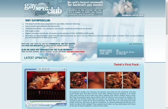 Gay Mpeg Club