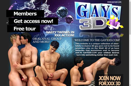 Gays 3 D