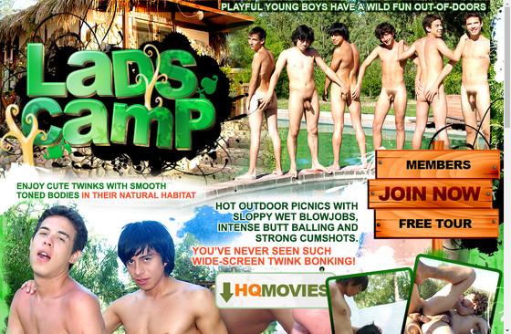 Lads Camp