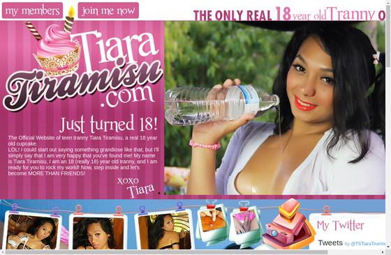 Tiara Tiramisu