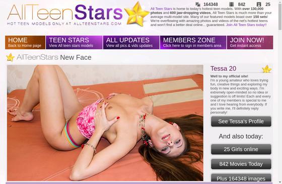 All Teen Stars