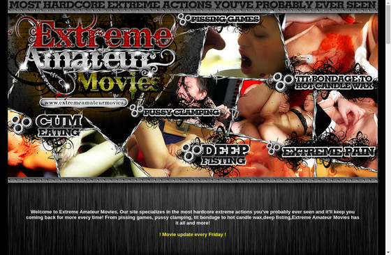 Extreme Amateur Movies