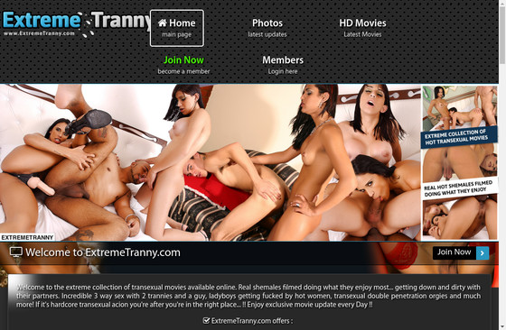 Extreme Tranny