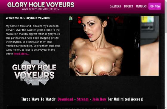 Glory Hole Voyeurs