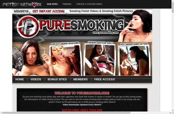 Pure Smoking