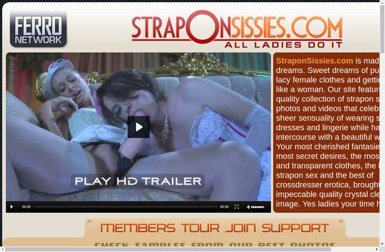 Strapon Sissies
