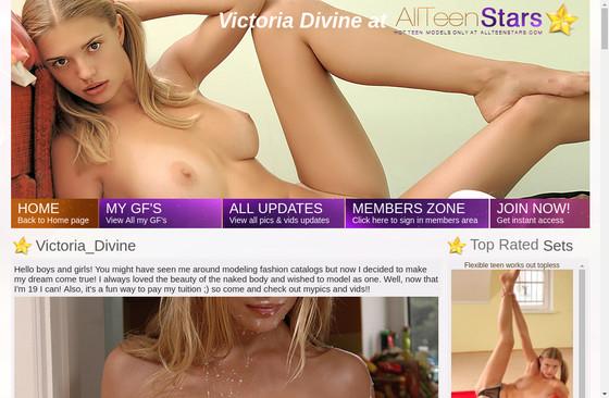 Victoria Divine