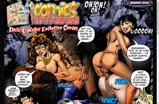 Comics Database