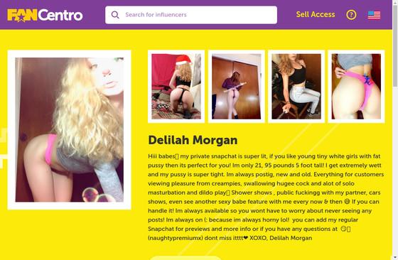 Delilah Morgan
