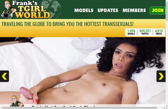 Franks T-Girl World