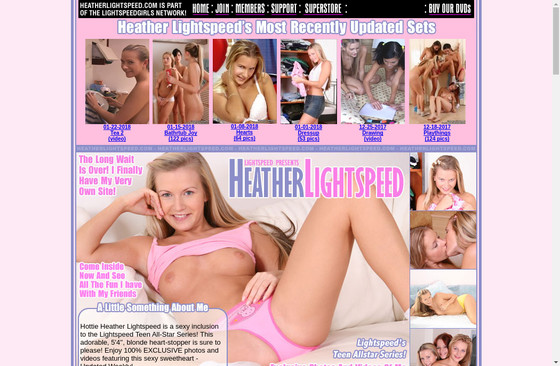 Heather Lightspeed