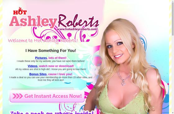 Hot Ashley Roberts