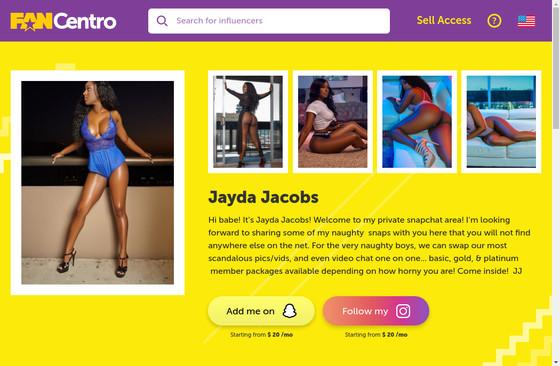 Jayda Jacobs