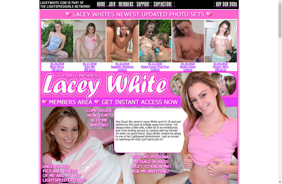 Lacey White
