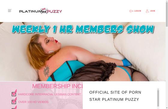 Platinum Puzzy