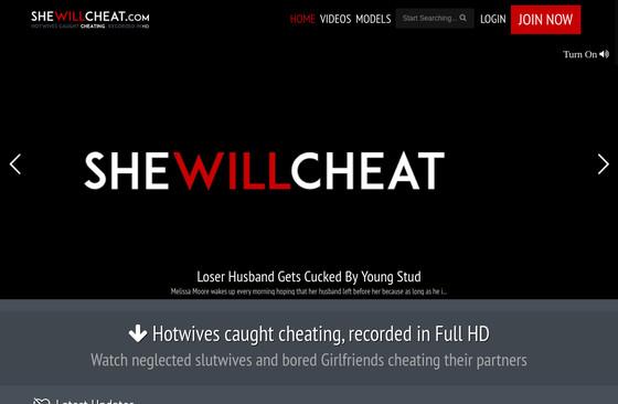 She Will Cheat