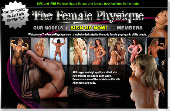 The Female Physique