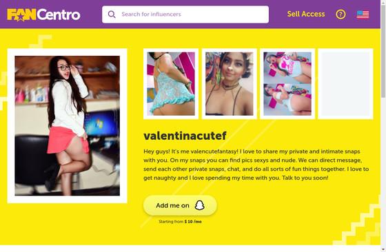 Valentina Cute Fantasy