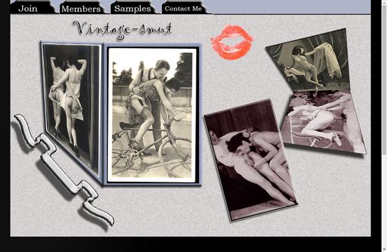 vintage Smut