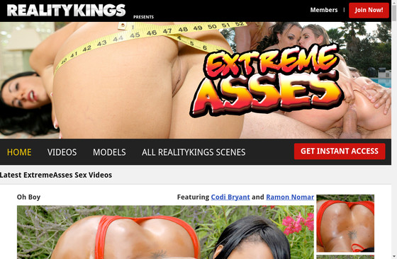 Extreme Asses