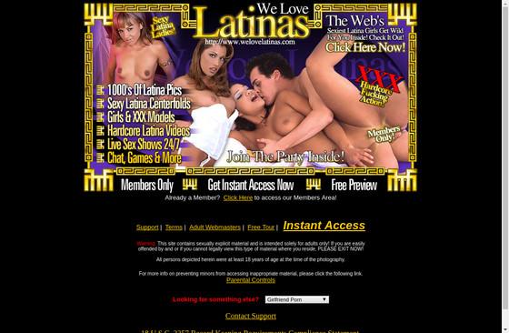 We Love Latinas