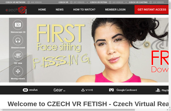 Czech VR Fetish