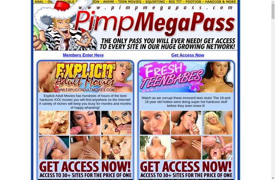 Pimp Mega Pass