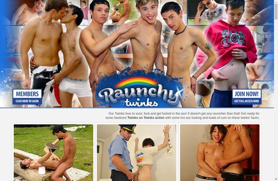 Raunchy Twinks