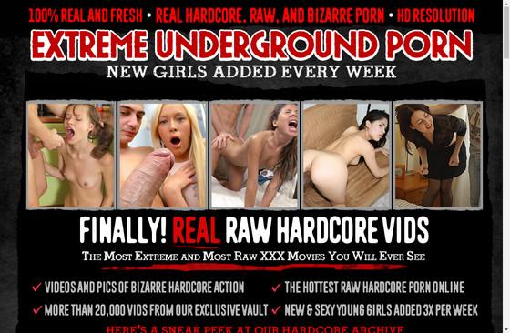 RAW Vidz Underground