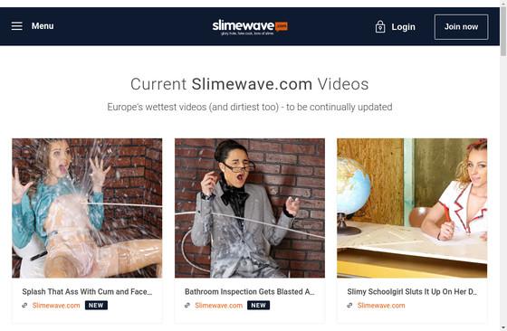 Slime Wave