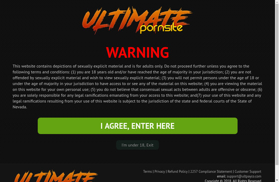 Ultimate Porn Site