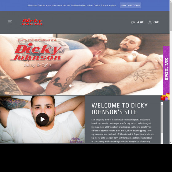 dicky johnson