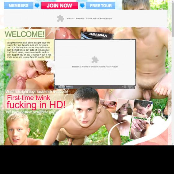 straight boys porn