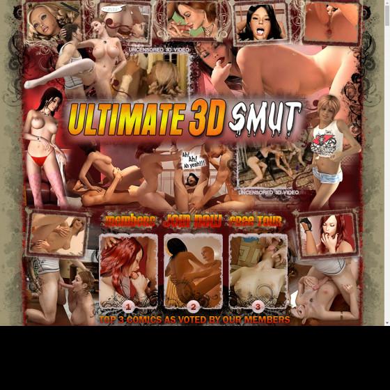 ultimate 3 d smut