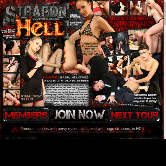 strapon hell
